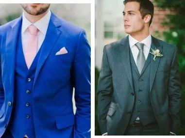Свадебная подготовка: костюм жениха