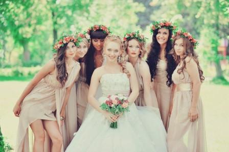 Организация и проведение свадебы