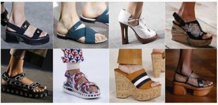 Модные новинки женской обуви
