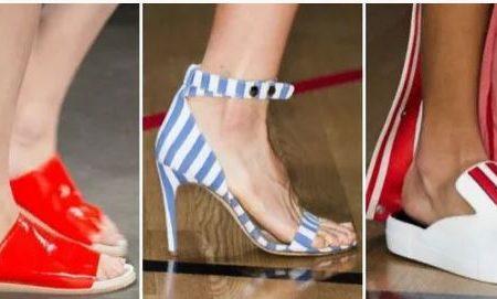 Стиль и цвет обуви