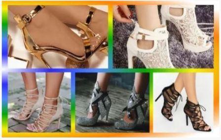Мода на обувь