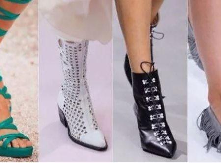 Стиль обуви