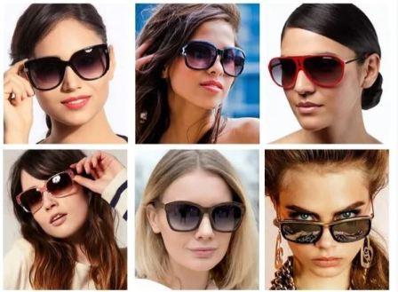 Пляжные очки