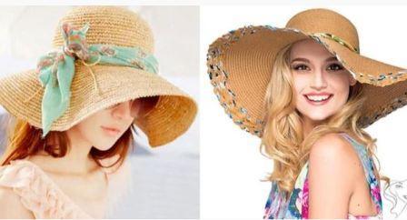 Модные фасоны шляп
