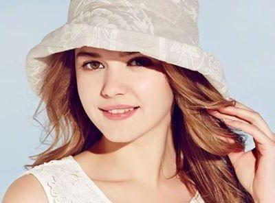 Модные женские летние головные уборы