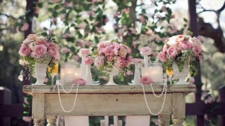 Проведение тематической свадьбы