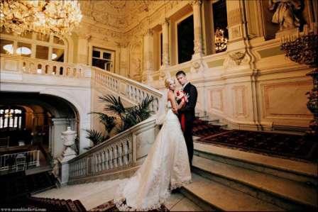 Сценарий и проведение свадьбы в стиле Барокко