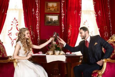 Свадьба в стиле Барокко: как провести