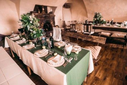 Проведение свадеб: тамада и меню