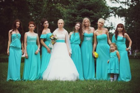Организация свадьбы: сценарий