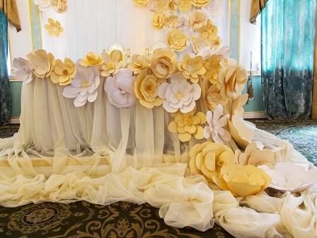 Украсить свадьбу своими руками