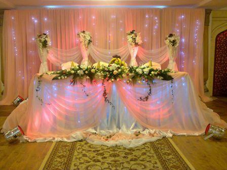 Как украсить свадьбу: варианты
