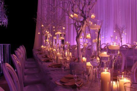 свадебный зал: оформление