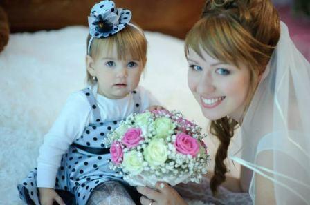 Дети на свадьбе, чем их занять
