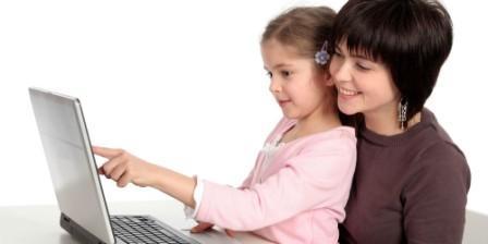 Контроль за ребенком при работе в соцсетях