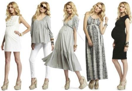 Платья и юбки для беременных