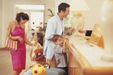 Выбор отеля для отдыха с детьми