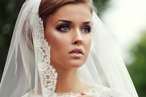 красивая невеста – счастливая жена, фото