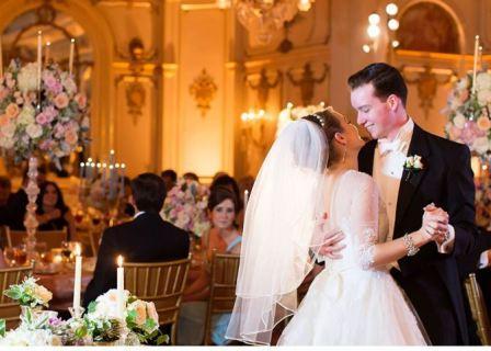 Свадебный банкет во Франции