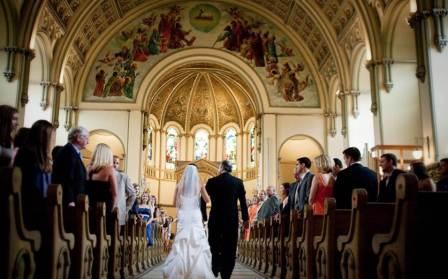 Традиции английской свадьбы