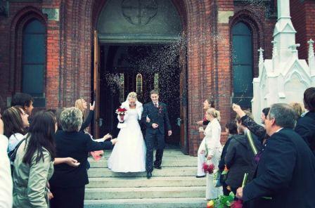 Свадьба в Англии, традиции