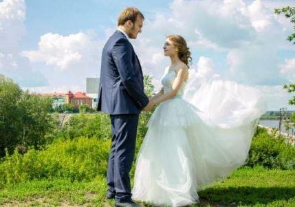 Свадебный образ миниатюрной невесты