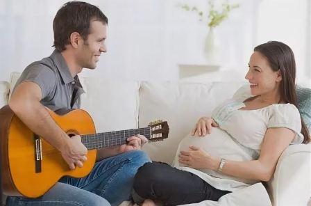 Выбор музыки для беременных