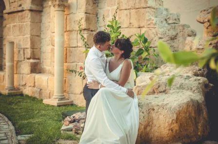 Романтичное свадебное путешествие