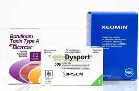 Инъекции ботулотоксина от повышенной потливости