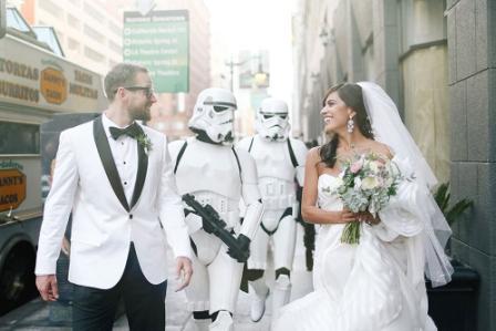 Сказочная свадьба: организация
