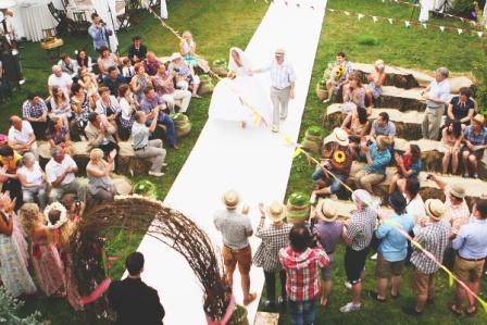 Выбор и оформление тематической свадьбы