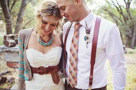Оформление свадьбы в стиле кантри