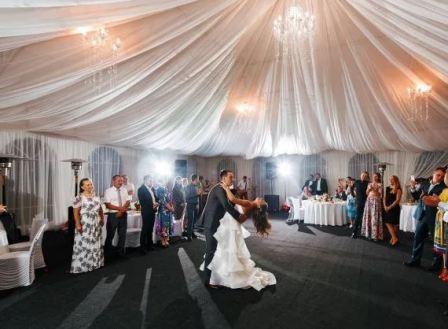 Свадьба по-европейски