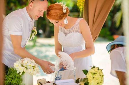 Свадебный банкет в европейском стиле