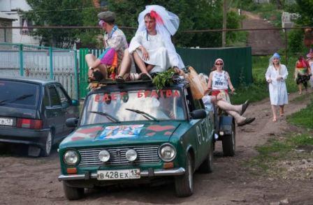 Приколы на второй день свадьбы
