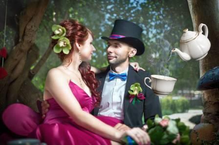 Орнанизация тематической свадьбы
