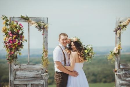 Свадьба в стиле рустик: образ жениха