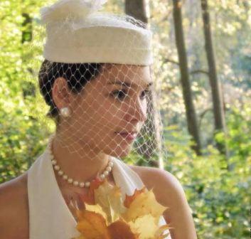 Прическа невесты фото
