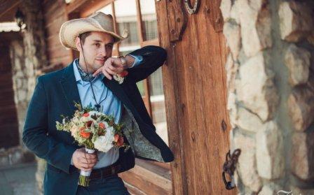 Тематические свадьбы: дикий Запад