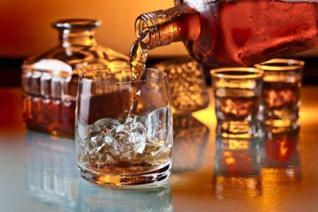 Спиртные напитки, вред для кожи лица