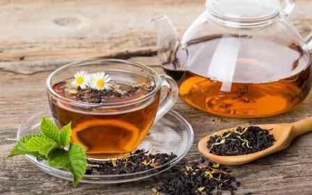 Польза чаев для организма