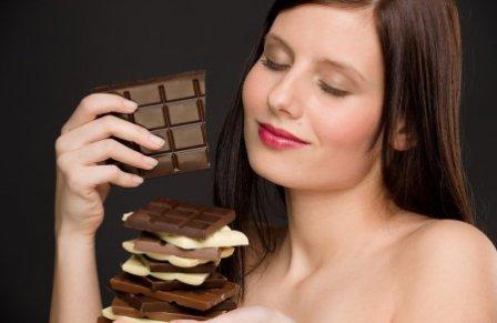 Горький шоколад - антидепрессант