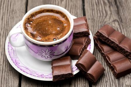 Горький шоколад и гепертония