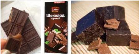 Вред горького шоколада для детей