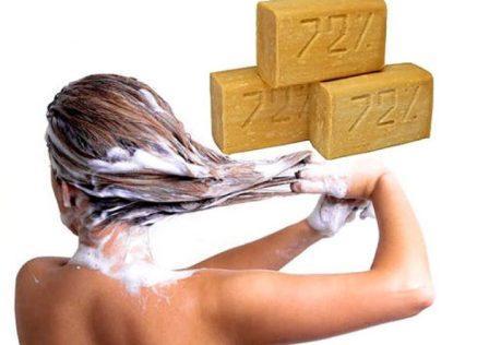 Польза хозяйственного мыла