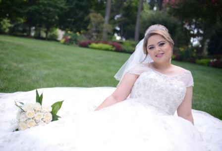 Аксессуары для полных невест