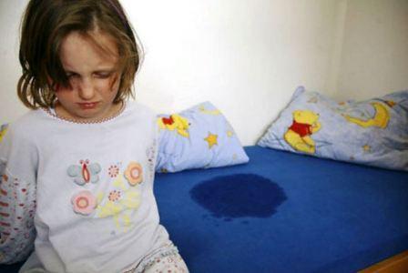 Детский энурез, причины
