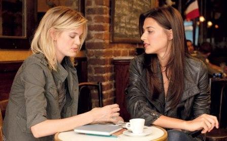 Разговор двух подруг