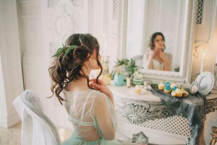 Волнение перед свадьбой у невесты