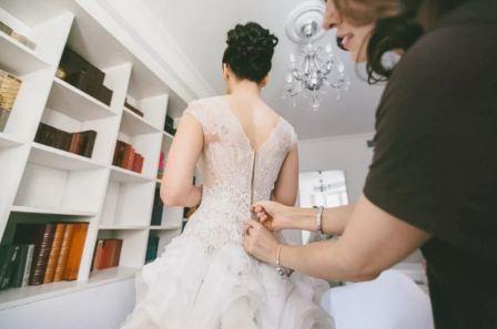 Пошив свадебного платья на заказ